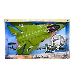 Игрушка Самолет военный 1828-F35A звуковые и световые эффекты