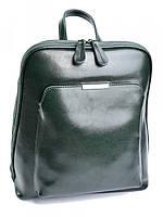 Рюкзак женский кожаный зеленый MH-8628 Green