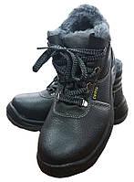 Ботинки рабочие зимние со стальным подноском BTPuOC В, фото 1
