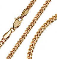 Набор: цепочка+браслет фирмы Xuрing.Позолота  Длина цепочки 45 см, ширина 3 мм. Браслет 20 см.