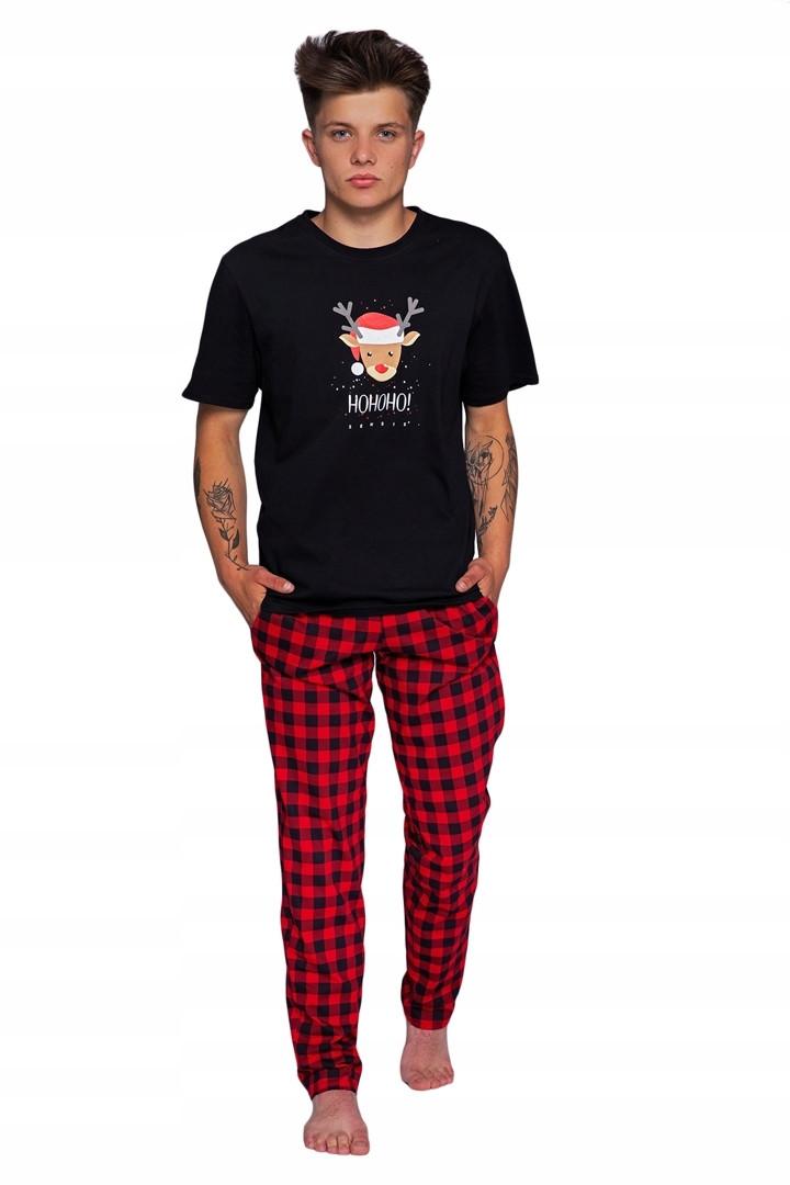 Чоловіча піжама в молодіжному стилі Sensis HOHOHO
