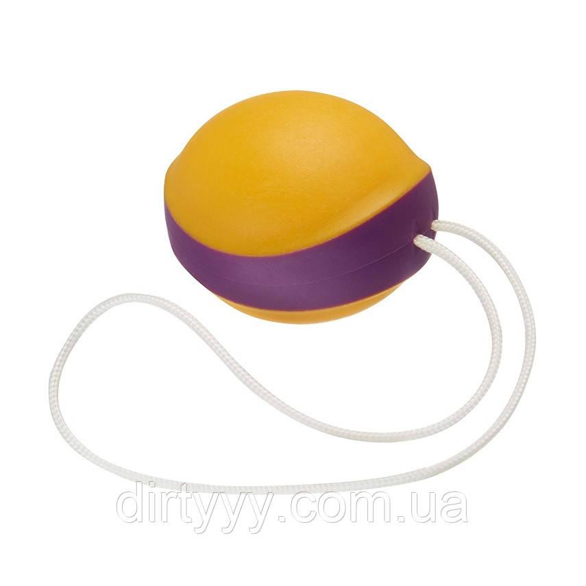Вагинальные шарики - AMOR Gym Balls SINGLE
