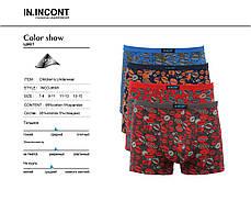 Подростковые стрейчевые шорты  на мальчика Марка «IN.INCONT»  Арт.9608, фото 3