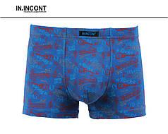 Підліткові стрейчеві шорти на хлопчика Марка «IN.INCONT» Арт.8610