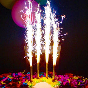 Тортовые свечи 12,5 см, фото 2
