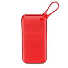 Зовнішній Акумулятор Baseus Poweful QC 3.0 Type-C PD 20000mAh Червоний (PPKC-A09)