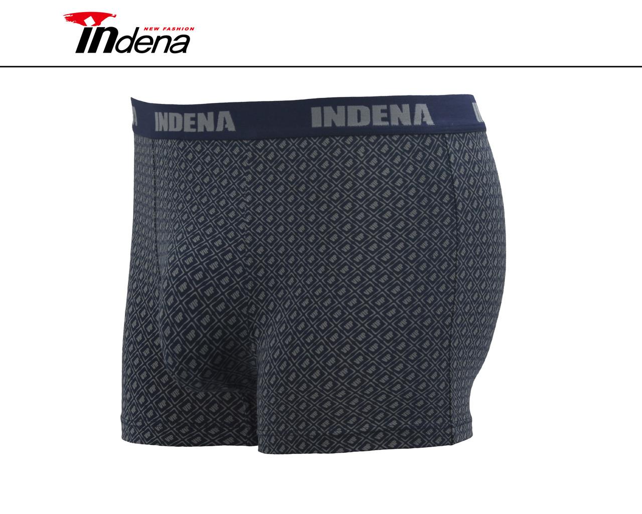 Мужские стрейчевые боксеры «INDENA»  АРТ.95003