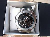 Часы мужские Hublot silver 3162