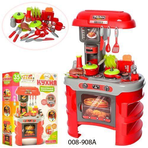 Дитяча ігрова Кухня 008-908 Limo Toy