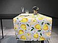 Дорожка раннер для стола хлопок интерьерная, скатерть на стол, раннер на стіл, скатертина, фото 3