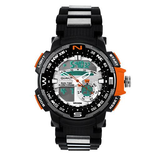 Часы наручные Quamer 1514 водонепроницаемые WR30M