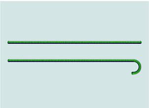 """Провідник з J-кінчиком 0.035 """"х 150 см SD, TC"""