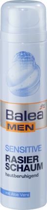 BALEA Пена для бритья SENSITIVE 300 мл