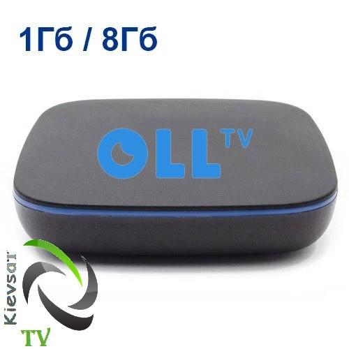 Оll TV BOX | 147 каналов + видеотека на 12 месяцев