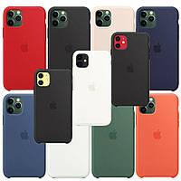Чехол накладка Silicone case IPhone 11 Pro