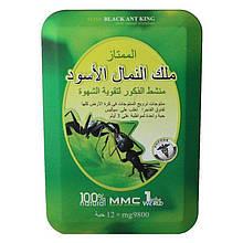 Возбуждающие таблетки Super Black Ant King, скидка на упаковку 10%
