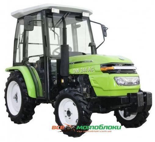 Трактор DW 244AС