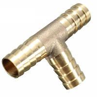 Cоединитель на шланг T-обр. 12*12*12мм AIRKRAFT E102-6-4