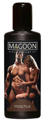 Массажное масло Moschus Massage — мускус, 100 мл , фото 2
