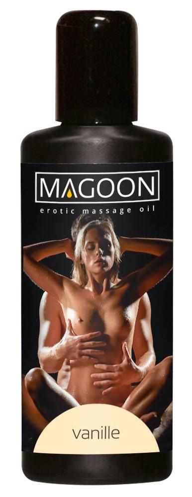 Массажное масло Vanille Massage — ваниль, 100 мл