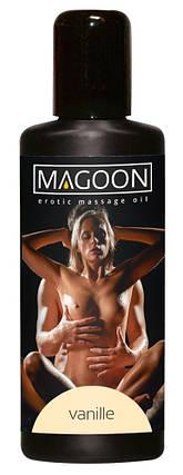 Массажное масло Vanille Massage — ваниль, 100 мл , фото 2