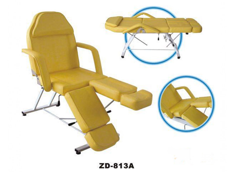 Кушетка педикюрно-косметологическая ZD-813A