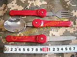 Мультитул нож ложка вилка 5005, фото 2