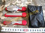 Мультитул нож ложка вилка 5005, фото 3