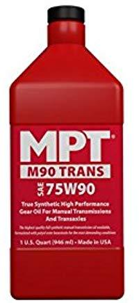 MPT ® 100% Full Synthetic M90 TRANS Gear Oil 75W90 For Manual Transmissions And Transaxles