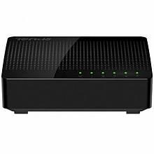 Комутатор TENDA SG105 5port 10/100/1000BaseT, desktop