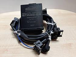 Эмулятор форсунок Stag E4/1E с разъемами Bosch