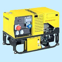 Генератор бензиновый трехфазный EISEMANN T14000E (10.8 кВт)
