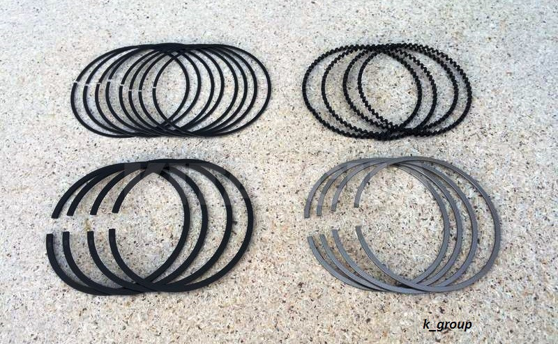 Кільця поршневі (ремонт +0.25) Chery Amulet (Чері Амулет)