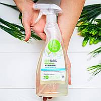 ЕКОзасіб для прибирання ванної кімнати / Экосредство для ванной комнаты, для акриловых ванн Green max