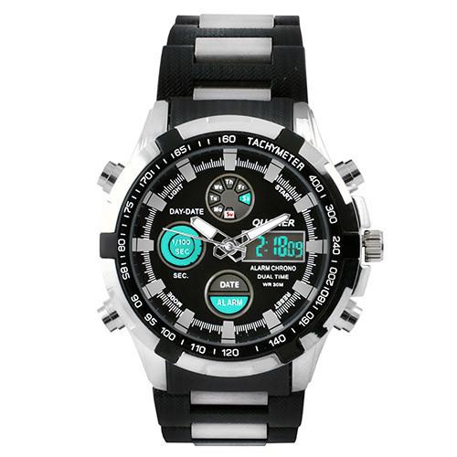 Часы наручные Quamer 1603 водонепроницаемые