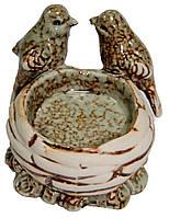 Пепельница из керамики,