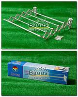 Сушилка-гармошка для белья настенная (ширина - 60см) Dogus Banyo Spring-60, фото 1