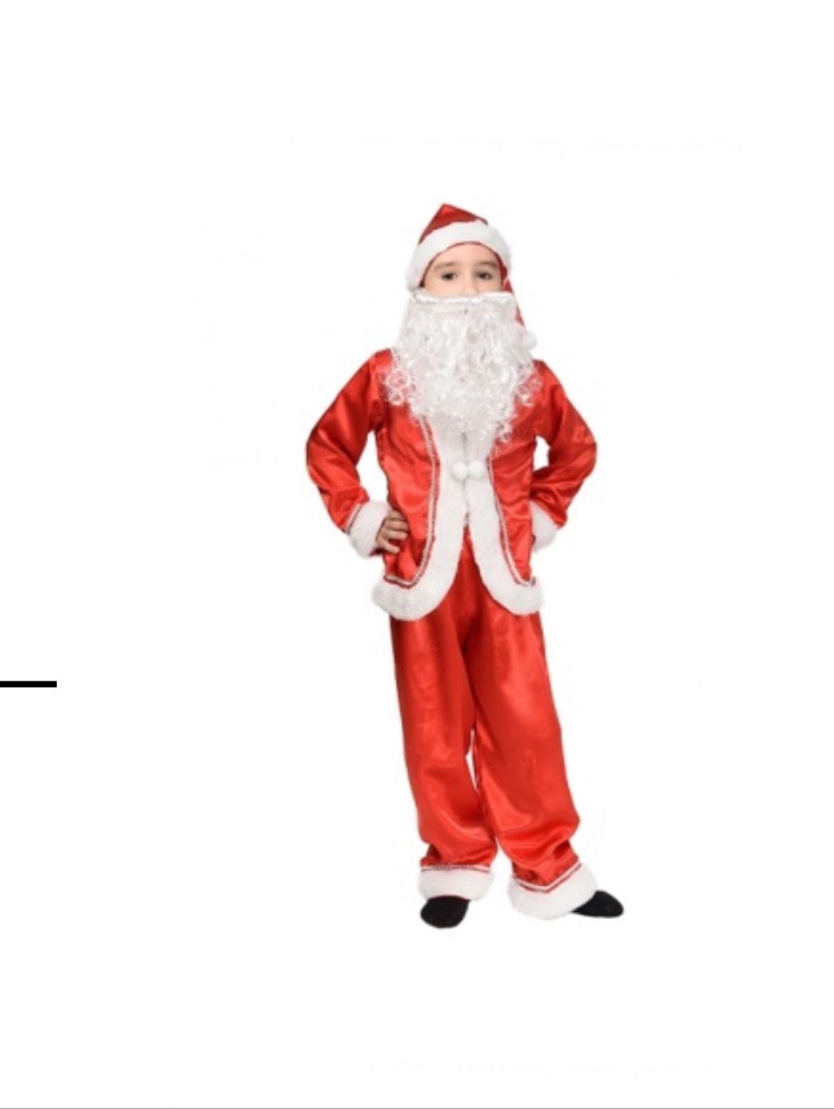 Карнавальный костюм Санта Клаус, Новый Год