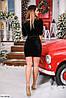 Сукня оксамит 165105, фото 5