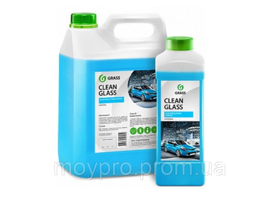 Средство для очистки стекол и зеркал Clean glass (канистра 5 кг)