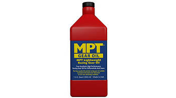 MPT ® 100% Full Synthetic Lightweight High Performance Racing Gear Oil