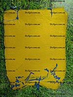 Сетка овощная 45х75  до 30 кг жёлтая