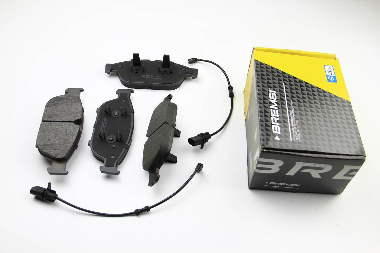 Колодки тормозные передние Audi A6 2010-