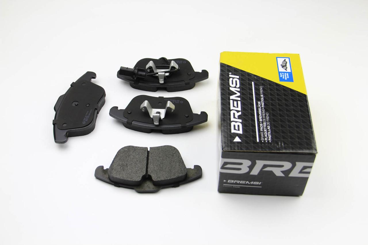 Колодки тормозные передние Audi Q5 2012-