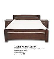 """Кровать""""Соло новая"""""""
