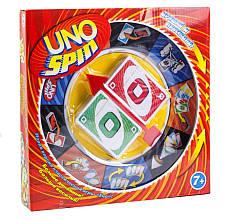 Игра настольная 'Uno Spin (Уно Спин)'
