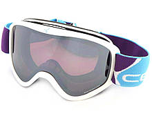 Гірськолижна маска cebe striker m violet white
