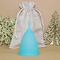 Менструальные чаши размер S или L с мешочком