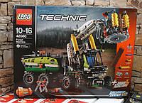 LEGO TECHNIC Лісозаготівельна машина 42080 (1003 деатлі)