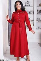 Платье: дубаи, отделка - кружево, 50-56